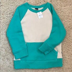 NWT sweatshirt for kids